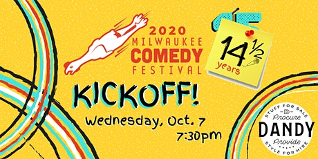 MKE Comedy Fest Kick Off Show! tickets