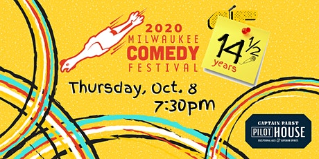 MKE Comedy Fest at Pabst Pilot House! tickets