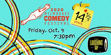 MKE Comedy Fest Oct 9 at 7:30pm tickets