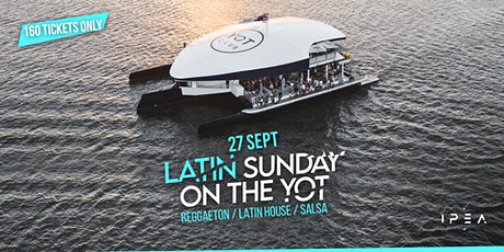 Latin Sunday On The Yot tickets
