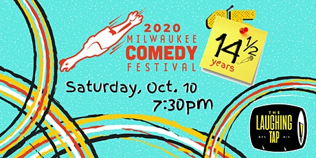 MKE Comedy Fest Saturday at 7:30pm tickets
