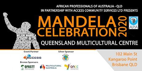 Mandela Celebration 2020 tickets