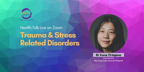 Webinar: Trauma & Stress Related Disorders tickets