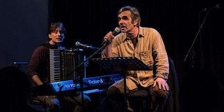 Festival del Viaggiatore - CAMMINARE LE PAROLE Vasco Mirandola,attore poeta biglietti