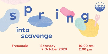 Spring into Scavenge Fremantle tickets
