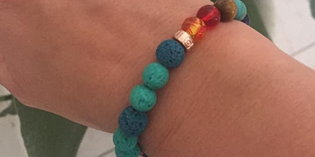Make your own diffuser bracelet tickets