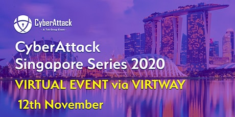 Cyber Attack Singapore tickets