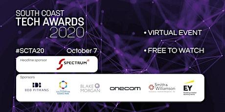 South Coast Tech Awards 2020 tickets