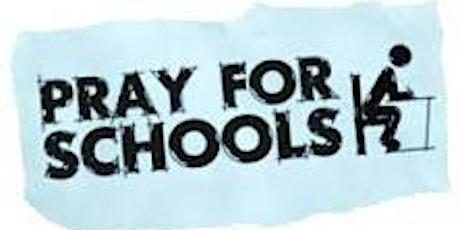 Pray for Schools tickets