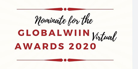 THE GLOBALWIIN VIRTUAL AWARDS 2020 tickets