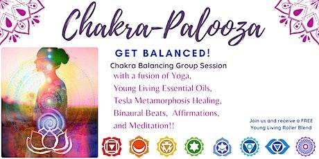 Chakra-Palooza - GET BALANCED! tickets