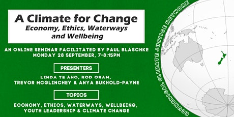 A Climate for Change tickets