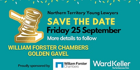 William Forster Chambers NT Golden Gavel 2020 tickets