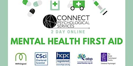 Mental Health First Aid Training (MHFA) tickets