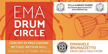 EMA DRUM CIRCLE TREVISO biglietti