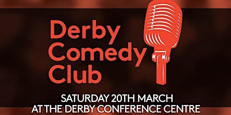Derby Comedy Club Night 20th March 2021 tickets