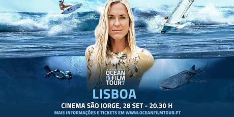 International Ocean Film Tour Vol. 7 - Lisbon bilhetes