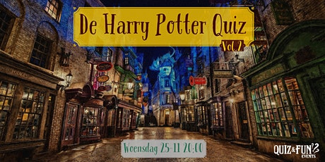 De Harry Potter Quiz  vol.2| Breda tickets