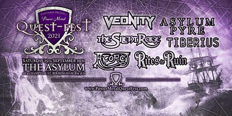 Power Metal Quest Fest 2021 tickets