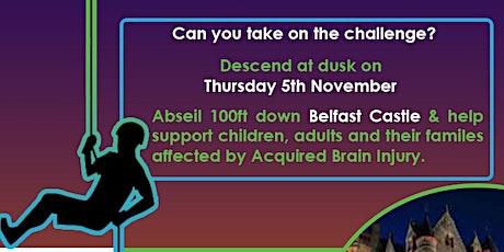 Belfast Castle Twilight Abseil tickets