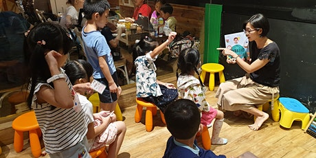 簡單四步驟帶領孩子快樂聽故事學財商知識 tickets