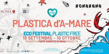Plastica d'A-Mare • TALK-PERFORMANCE COLLETTIVA biglietti