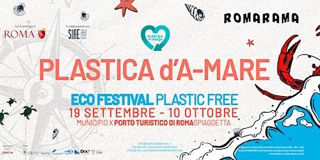 Plastica d'A-Mare • IL PUNTO SUL MARE biglietti