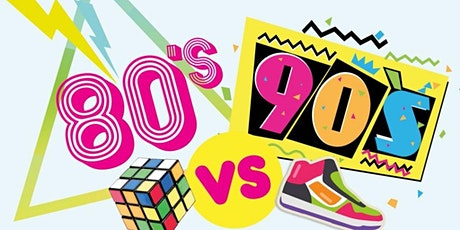 LASHAWNDA'S ULTIMATE 80's VS 90's PAINT PARTY tickets