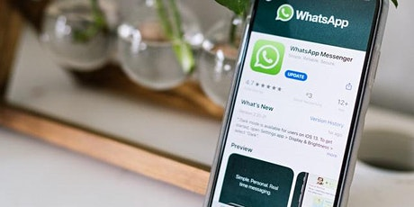 通讯应用 – WhatsApp (E-Communications) - C tickets
