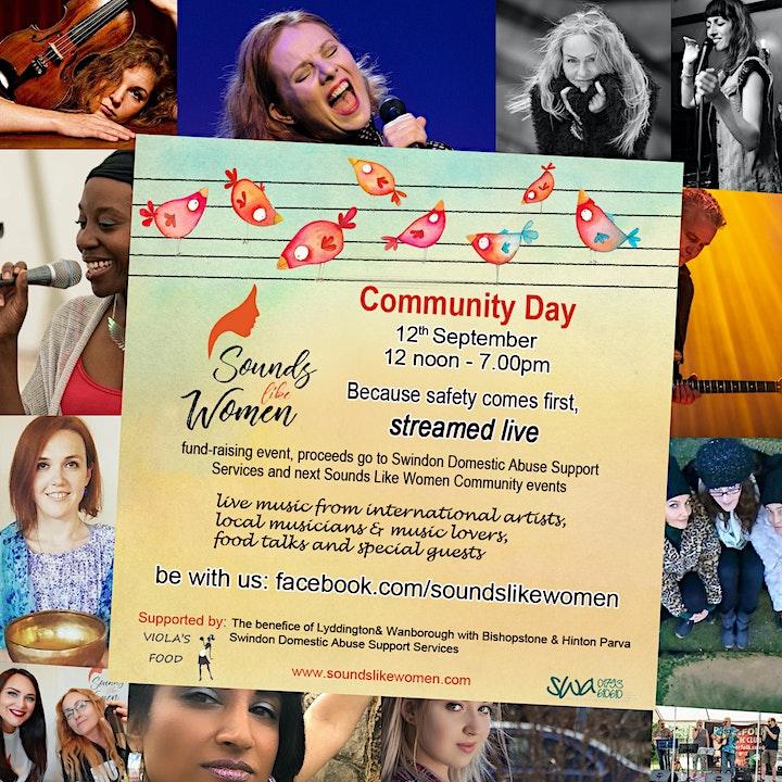 Sounds Like Women Community Day image