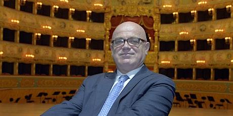 Festival del Viaggiatore - COME L'ARABA FENICE   Fortunato Ortombina biglietti