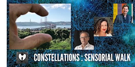 Constellations III : Art & City - 'Sensorial Walks' tickets