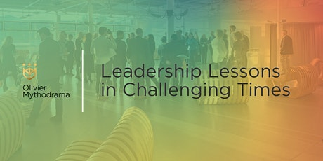 Leadership Lessons in Challenging Times tickets