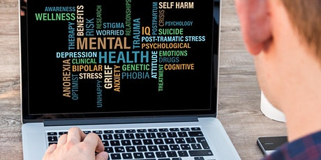 MHFA Adult Mental Health First Aid course (delivered virtually) tickets