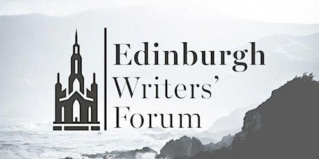 Edinburgh Writers' Forum October Meeting tickets