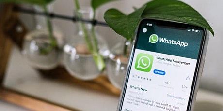 Using WhatsApp tickets