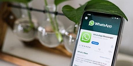 Using WhatsApp tickets