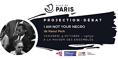 [Projection-débat : I am not your negro] billets