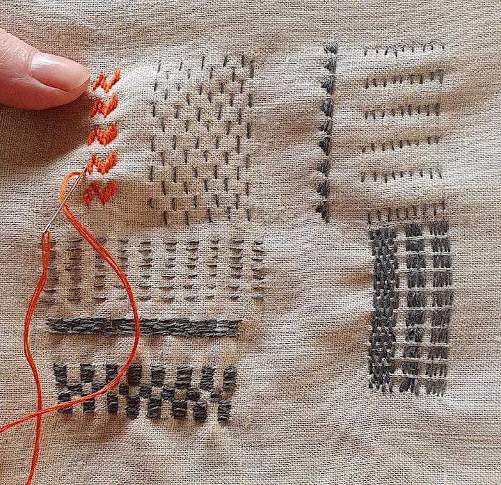 TOAST | Kantha Embroidery with Ekta Kaul image