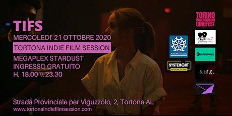 Rassegna gratuita di cinema Indie a Tortona -  Torino Underground in tour biglietti