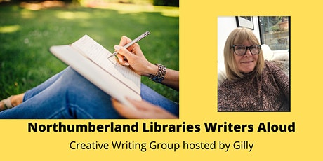 Northumberland Libraries Writers Aloud tickets