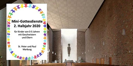 Mini-Gottesdienst 18. Oktober 2020 Tickets