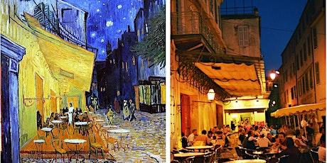 Peindre à la manière des artistes de Montmartre: Van Gogh billets