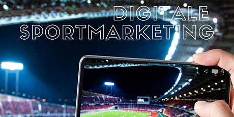 Infosessie Postgraduaat Digitale Sportmarketing tickets