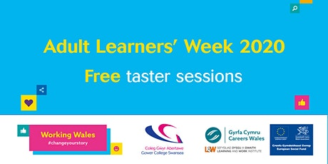 Information, Advice and Guidance (Level 4) - Free Taster Session tickets