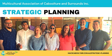 MACS Inc. Strategic Planning tickets