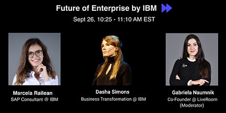 Future of Enterprise by IBM tickets