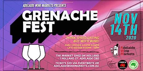 GRENACHE FEST tickets