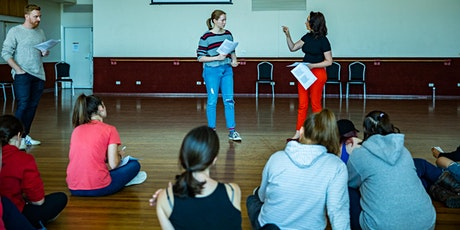 Lakespeare & Co Shakespeare Beginners 4 week course 24 Oct - 14 Nov