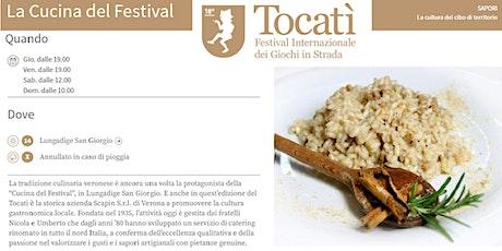 La Cucina del Festival Tocatì 2020 biglietti